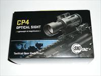 Sig Sauer CP4 Optical Sight 4x Red/Green Illum NIB