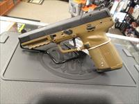 NH - Five seveN - 5.7x28 - PISTOL - FDE/BLACK-NIB