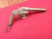 C164 GERMAN HEBEL MODEL 1894 FLARE GUN 26MM