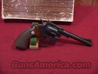 C660T COLT OFFICERS MODEL MATCH 22LR