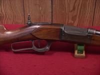 165M SAVAGE 1899A SHORT RIFLE 303