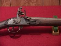 919 US MODEL 1808 CONTRACT FLINTLOCK MUSKET