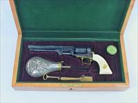 951 COLT 1851 NAVY 2ND GENERATION, FACTORY CUSTOM SHOP ENGRAVED