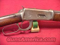 140R WINCHESTER 1894 38-55 OCT RIFLE