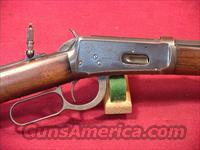 138R WINCHESTER 1894 38-55 OCT RIFLE