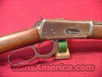143R WINCHESTER 1894 25-35 OCT RIFLE
