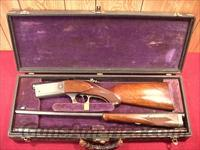 296P SAVAGE 99G DELUXE 300 SAVAGE CASED SET WITH 410 BARREL
