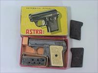 147W ASTRA FIRECAT 25 ACP, ENGRAVED
