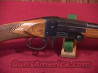 103T BERETTA 412 FOLDING SINGLE SHOT SHOTGUN IN RARE 24 GA