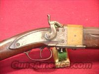764 ANTIQUE 20GA SINGLE HAMMER GUN