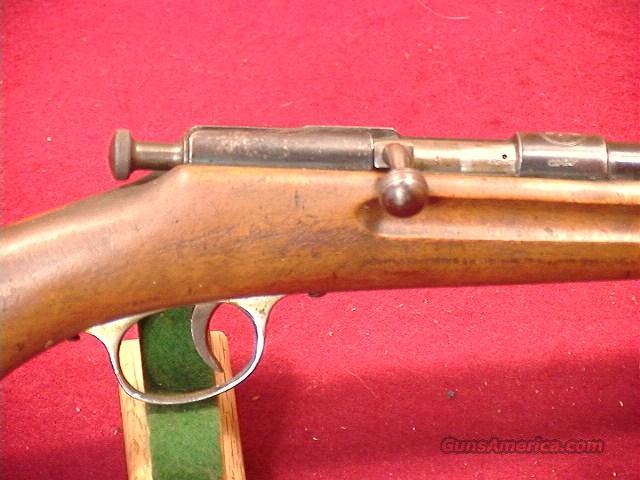 C376Q JC ANSCHUTZ 9MM BOLT GARDEN GUN