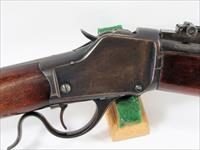 13Y WINCHESTER 1885 HIGH WALL MUSKET
