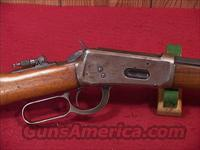 273T WINCHESTER 1894 38-55 OCT. RIFLE