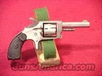 "C436Q HECLA AA CO. 22 6 SHOT REVOLVER 2 1/4"","