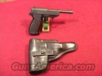 C582R WALTHER P38 POST WAR P-1 9MM