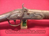 C78 SPRINGFIELD 1825 CONVERTED TO PERCUSSION