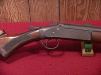 354T IVER JOHNSON SINGLE 16GA SOLID MATTED RIB