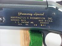 179X H&R TOPPER JR MODEL 490 GREENWING 20GA