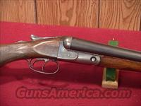 15S FOX STERLINGWORTH PIN GUN 12GA