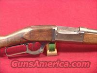 "23R SAVAGE 1899 303 22"" SHORT RIFLE"