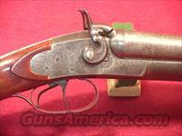 727 LC SMITH MAKER OF THE BAKER GUN 12GA