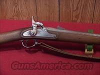 C169 SPRINGFIELD 1863 TYPE II RIFLED MUSKET A.K.A 1864, 58CAL