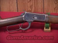 893 WINCHESTER 1892 TAKE DOWN RUND RIFLE