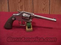 245S COLT DA 41 1892 NEW ARMY AND NAVY