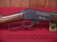 240T STEVENS 425 HIGH POWER LEVER ACTION RIFLE 35 REM