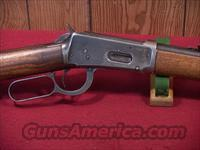 32T WINCHESTER 1894 32 SPECIAL ROUND RIFLE