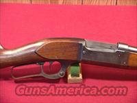 38P SAVAGE 1899 H CARBINE  IN RARE 25-35