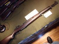 Nearly All Winchester, Early War M1 Rifle