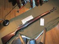 WWII Dated US M1 Rifle, range tested