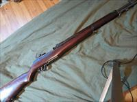 M1 Rifle WWII Winchester M1 Rifle