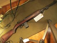 Winchester M1 Carbine W/ Win. BBL., stock and other Win. marked parts