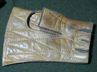 Competition Glove, Vintage, All Leather, Make offer