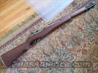 Springfield US M1 Rifle