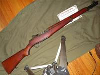 Appears As Unfired, Late Springfield, Mass. US M1 Rifle