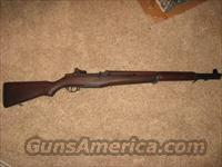 US M1 Rifle, great shooter