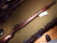 Excellent, very late made and little used H&R US M1 Rifle
