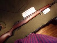 WWII receiver and barrel with great looking stock