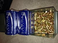 1000 rounds of 9mm Speer Lawman 124gr in ammo can.
