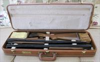 Browning Over & Under Citori two-barrel (12 & 20) Skeet set