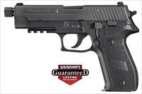 Sig P226 MK25 9mm Threaded Barrel 15rds NS Black