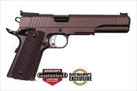 "Remington 1911 R1 LS Oil Rubbed Bronze PVD 10mm 6"" 9rds 96495 Davidsons lifetime warranty"
