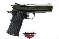 Sig 1911 Traditional Carry ODG 45acp 8rds NS 798681511891