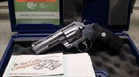 "Colt Anaconda, .44magnum, 4"" in matching box."