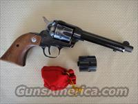 Ruger Single Six Convertible .22lr/.22WMR