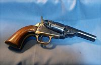 "COLT  1870's CONVERSION  3  1/2' ROUND BARREL ""SOLID BARREL TYPE"",  SERIAL  311419"