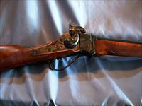 PWDERSOLI SHARPS 1863 HUNTING RIFLE, NEW, reduced  SOLD!!